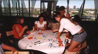 Phoenix TEEN CENTRAL planning team