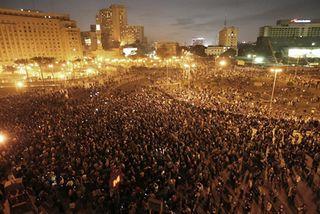 Thahrir Square February 2011