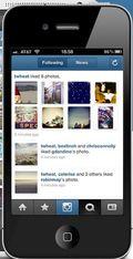 Instagram on smrtphn