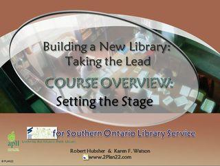 SOLS Course Overview lead slide