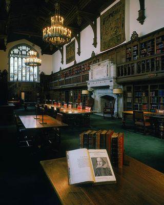 Folger Library