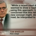 FCC's  Tom Wheeler backs