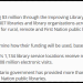 Ontario Boosts Funding for Technology in Libraries @ONLibraryAssoc ‏@ExploreON @EMcMahonMPP @BurlingtonPL @SOLS
