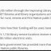 Ontario Boosts Funding for Technology in Libraries @ONLibraryAssoc @ExploreON @EMcMahonMPP @BurlingtonPL @SOLS