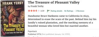 Treasure of PsntVlly